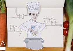 Ernährung für Anfänger: Wie Kochen euer Leben verändern kann