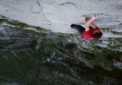 Update: Alex Honnold klettert eine 762 Meter hohe Steilwand hoch