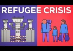 Syrien und die Flüchtlingskrise in 6 Minuten