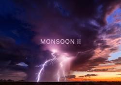 Timelapse aus der Monsunzeit Arizonas