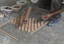 Wie macht man eigentlich Mosaik?