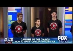 Schüler als Kampfmaschine – Fox News mit Lösung für Amokläufe
