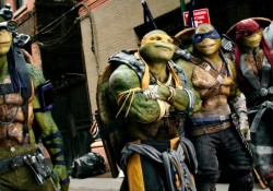 Trailer zu Teenage Mutant Ninja Turtles 2 – Rocksteady, Bebop und Kacey Jones